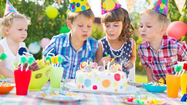Birthday parties and how to plan them out