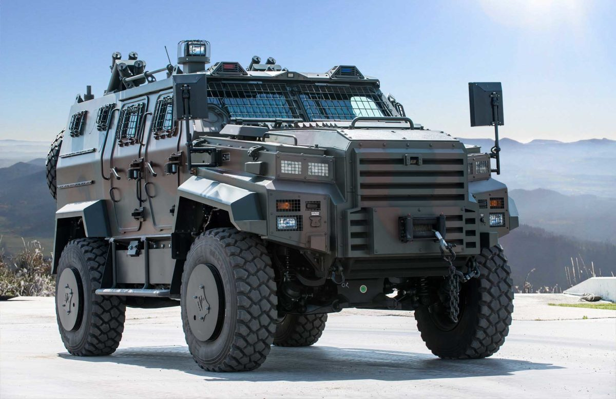 5 Things You Need To Know When Investing On An Armored Vehicle