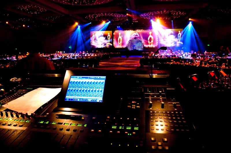 A word on audio visual equipment – know what to look for