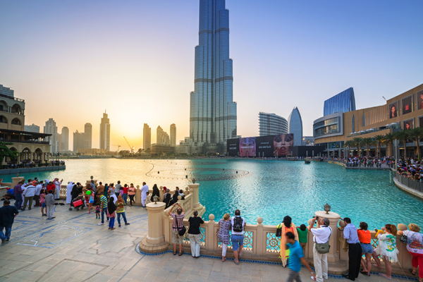 Why Dubai is the most preferred destination for trade shows?