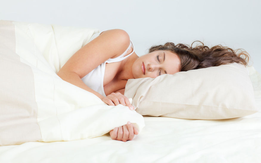 Role of a pillow in having a sound sleep