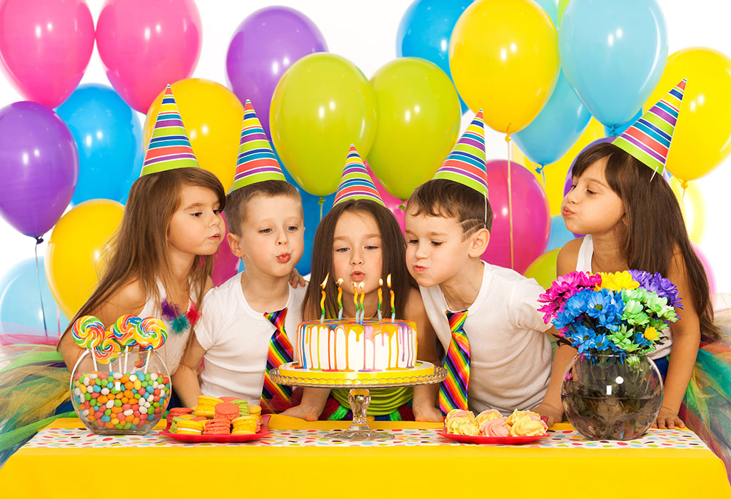 Planning a birthday party for your kid? Read this first