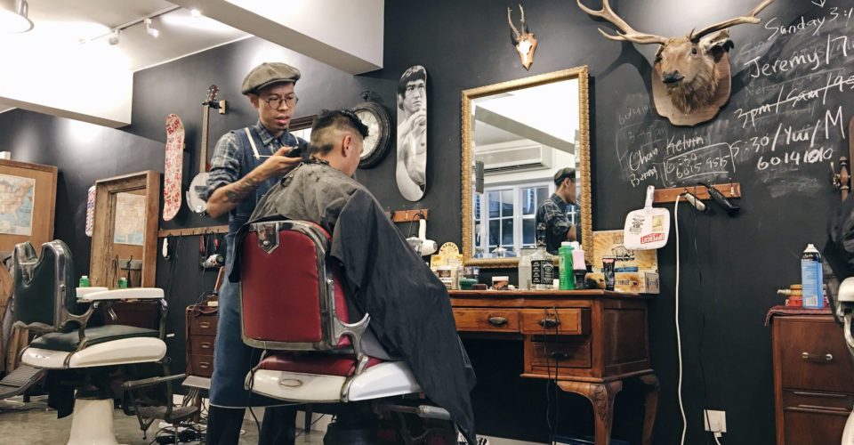 Reasons why you should visit a barber shop for your haircut